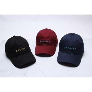 Brevity Neon Embroidered Snapback Cap