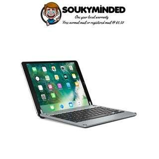 [IN-STOCK] Brydge 10.5 Keyboard for iPad Pro 10.5 inch, Aluminum Bluetooth Keyboard with Backlit Keys (Space Gray)