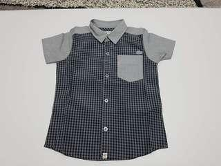 SNAILS shirt kemeja boy brand new with tag NWT