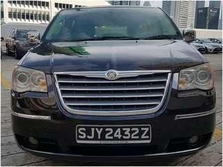Chrysler Grand Voyager 3.8 Auto Limited