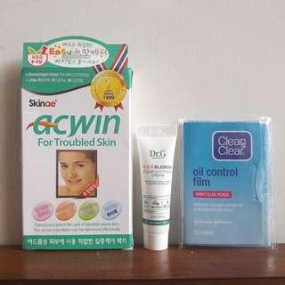 Acne & Oily Skin Package