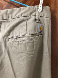 Used carhartt primary pant w32