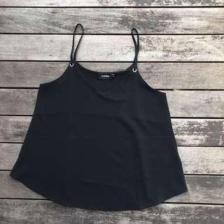 TEMT BLACK SPAG