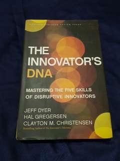 HBR : The Innovator's DNA