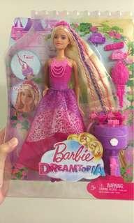 Barbie Doll Dreamtopia- Endless hair kingdom style set
