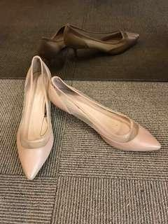 The Executive Nude Shoes