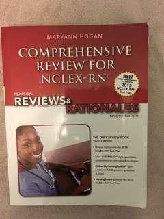 Comprehensive Review for NCLEX - Hogan