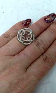 ITALY DESIGNED DIAMOND RING(一口價)