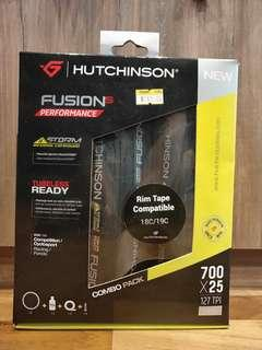 Hutchinson fusion5 performance tire