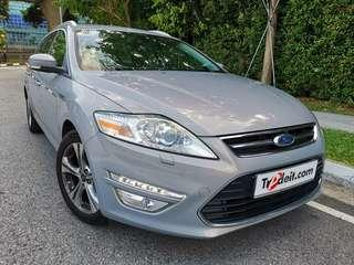 FORD MONDEO 2.0 (A) 240PS STATION WAGON