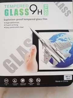 """TEMPERED GLASS NOTE 10.1"""" N8000,8100"""