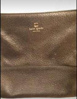Kate spade crossbody black purse
