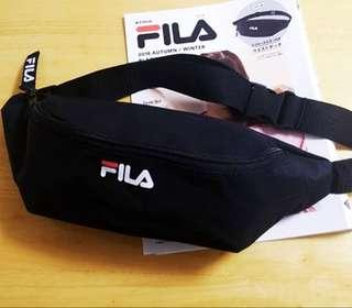 JAPAN FILA pouch (Authentic)