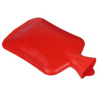 Rubber Hot Water Bottle Bag