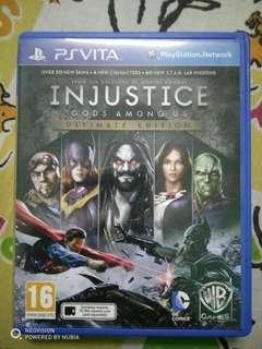Injustice god among us (ps vita edition)