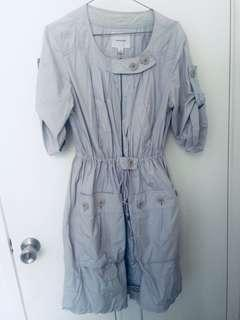 """""""COUNTRY ROAD"""" trench coat"""