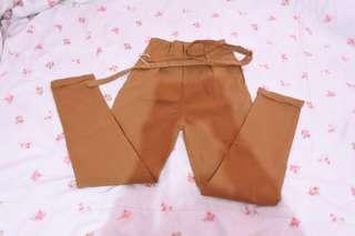 Celana oclo brown coklat