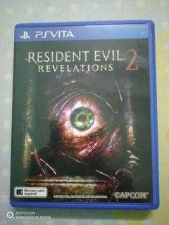 Resident evil =ReVeLaTiOn 2= (ps vita edition)