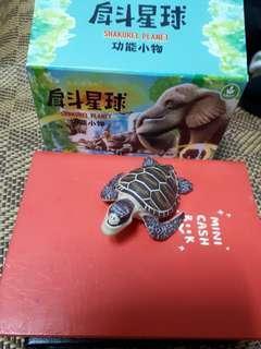 🚚 辦公室小物,海龜   。戽斗星球功能小物。