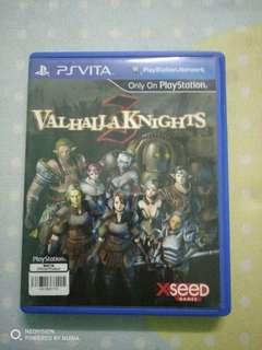 Valhalla knight (ps vita edition)
