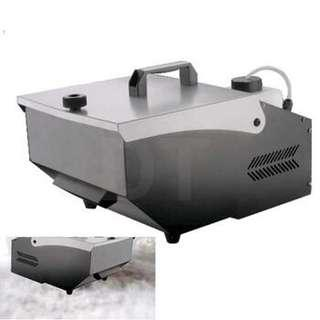Low Fog machine -  Rental