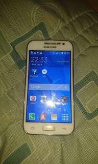 Samsung galaxy core prime LTE 4.5 inches