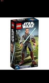Lego starwars rey