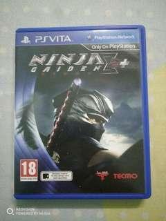 Ninja Gaiden Sigma Plus +2 (ps vita edition)