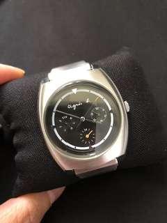 Agnis b ladies quartz watch