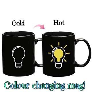 💡Colour Changing Mug! ONLY 1 INSTOCK!💡