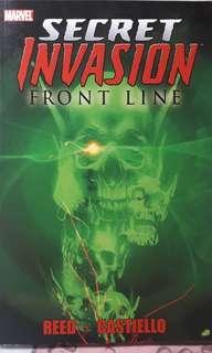 SECRET INVASION FRONTLINE