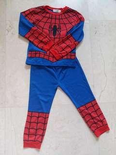 Spiderman kids sets/cosplay