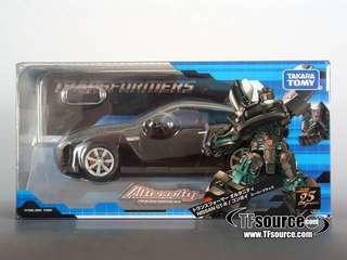 Takara Tomy GTR Transformer Alternity