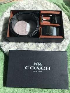 Coach New York Belt Box Set