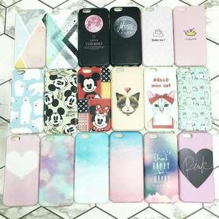 TPU case Promotion iPhone 6/6S only