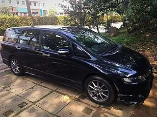 Honda Odyssey 2.4 for rent