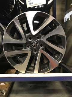 "16"" Toyota Used Rims"