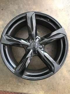 """20"""" Audi Original Rims"""