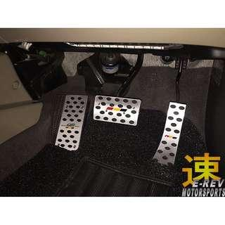 Honda Civic FD Car Pedal Cover