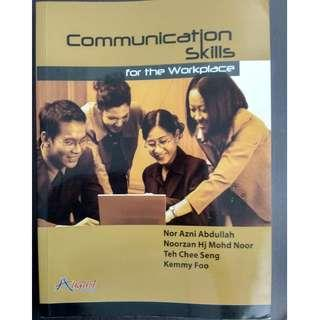 Communication Skills for the Workplace [Paperback]