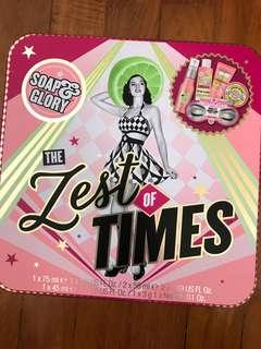 Soap and glory shower gift set