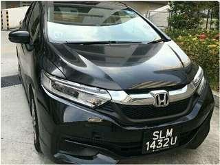 Honda Shuttle 1.5 G Auto