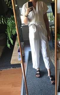 Glassons linen jumpsuit