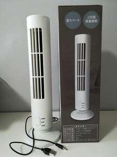 Tower stand fan