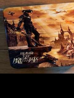 周杰倫鐵盒版CD