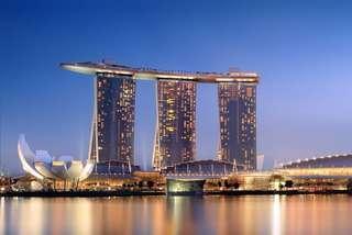 Marina Bay Sands Hotel MBS Hotel