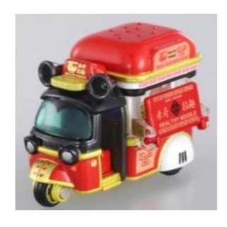 Tomica Dream Disney Motors - Dobe Noodle Shop Mickey Mouse (Asia Limited)