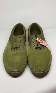 Vans Military Mono Era Olive Green - Brand New