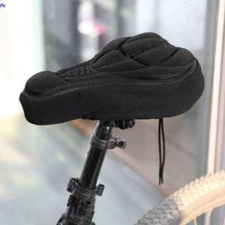 Scooter Cycling Bicycle EVA Pad Seat Saddle Cover Soft Bike Cushion Pad