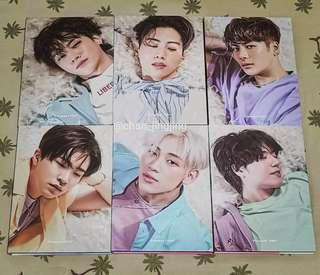 GOT7 Present:YOU album (photobook, unripped sleeve & CD)